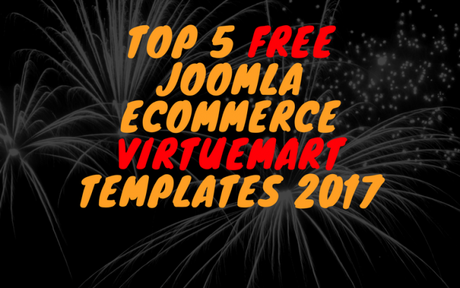 OrdaSoft Joomla News: TOP 5 FREE Joomla Ecommerce Virtuemart Templates 2017