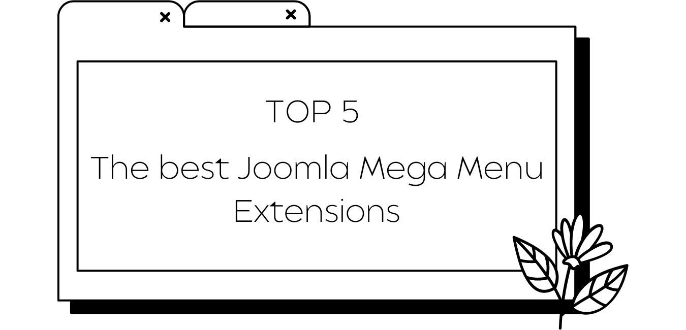 Joomla News: Top 5 best Joomla Mega Menu Extensions