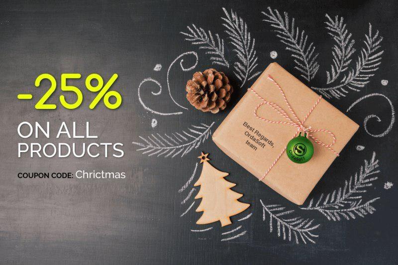 Joomla News: New Year Gifts from OrdaSoft