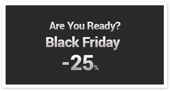 OrdaSoft Joomla News: Black Friday and Cyber Monday in Ordasoft 2013
