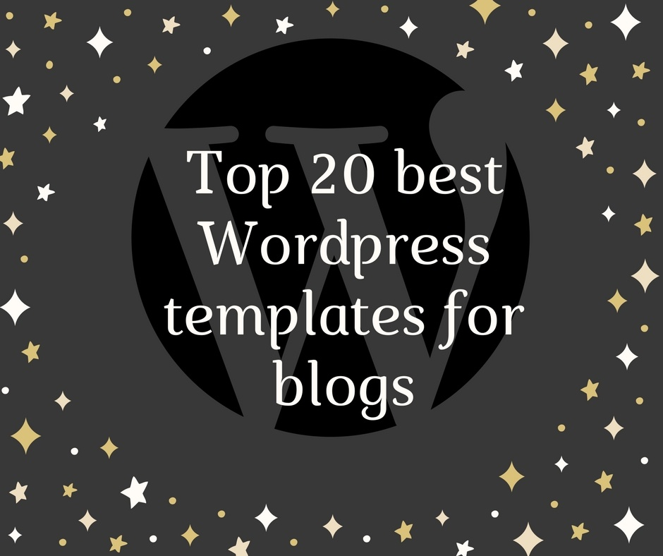 OrdaSoft Wordpress News: Top 20 best Wordpress templates for blogs