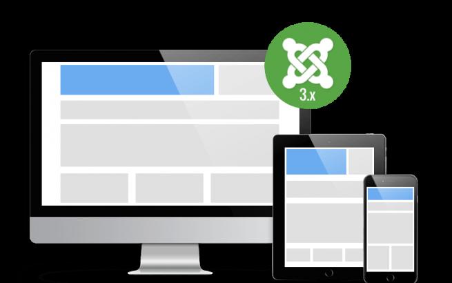 Ordasoft joomla blank template new version wordpress for Joomla empty template