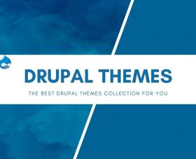 Drupal News: Drupal 9 Themes Collection!