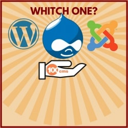 Drupal news:  CMS Engines - What cms is better from all?