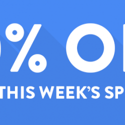 News Joomla: Special Offer for the upcoming week