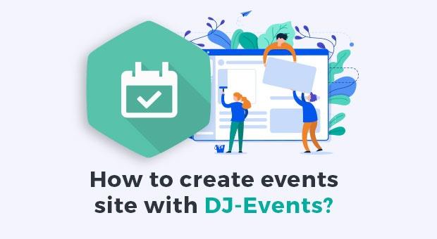Joomla News: Create events site using DJ-Events extension