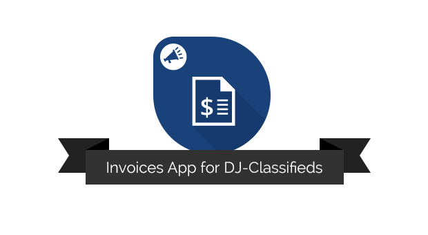 Joomla news Generate invoices with DJ-Classifieds