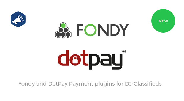 Joomla-Monster Joomla News: Fondy and DotPay Payment plugins for DJ-Classifieds
