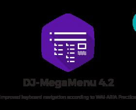 Joomla News: Accessible Joomla MegaMenu updated