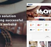 Joomla News: Create classifieds website with MyOffers classifieds Joomla template
