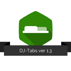 News Joomla: Check the DJ-Tabs update!