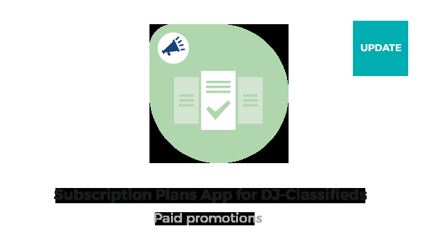 Joomla-Monster Joomla News: Subscription Plans App update -  Paid Promotions feature added