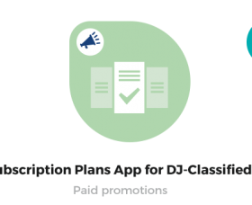 News Joomla: Subscription Plans App update -  Paid Promotions feature added