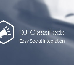News Joomla: DJ-Classifieds is now integrated with EasySocial