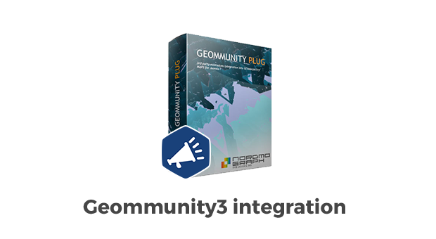 Joomla News: DJ-Classifieds and Geommunity3 integration
