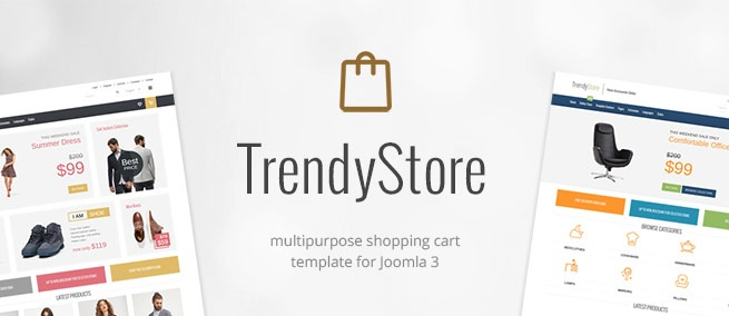 Joomla News: Want to create successful online store? Do not miss JM Trendy J2store!