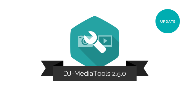 Joomla news Updated DJ-MediaTools comes with jQuery, WCAG support and many improvements!