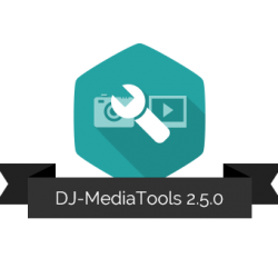News Joomla: Updated DJ-MediaTools comes with jQuery, WCAG support and many improvements!