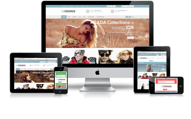 Magento news What Responsive Magento Theme would you like?