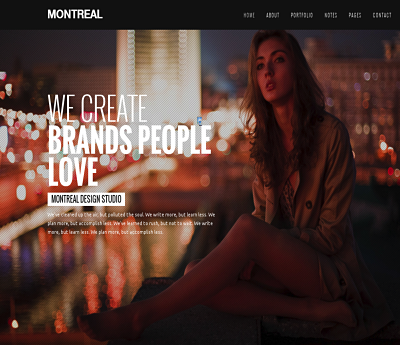 Drupal News: Best Drupal themes part 1. Best creative Drupal themes