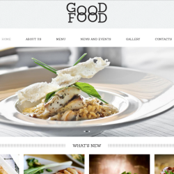 News Drupal: Best Drupal restaurant themes