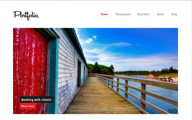 WordPress News: Best wordpress portfolio themes