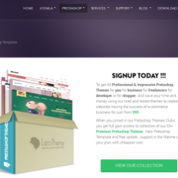 News PrestaShop: 5 Best Pretashop Theme Clubs