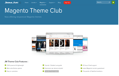 Magento news 5 Best Magento Theme Clubs