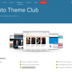 News Magento: 5 Best Magento Theme Clubs