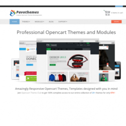 News OpenCart: 5 Best Opencart theme clubs