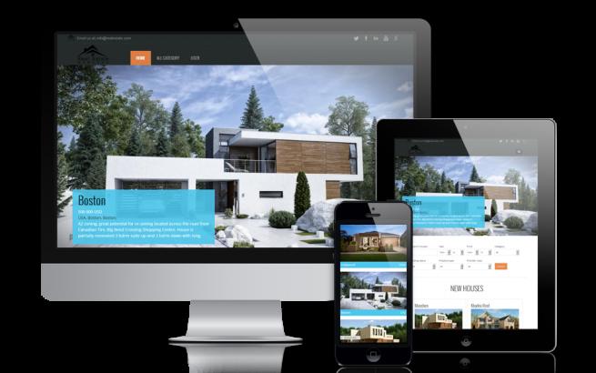 Joomla News: Free real estate templates