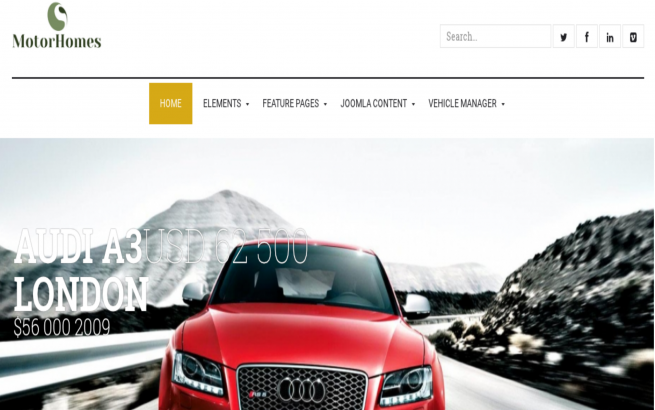 Joomla news How to create vehicle website quickly and easily