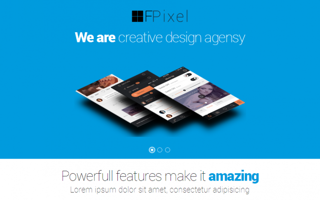 Drupal News: Best Drupal 7 flat design themes
