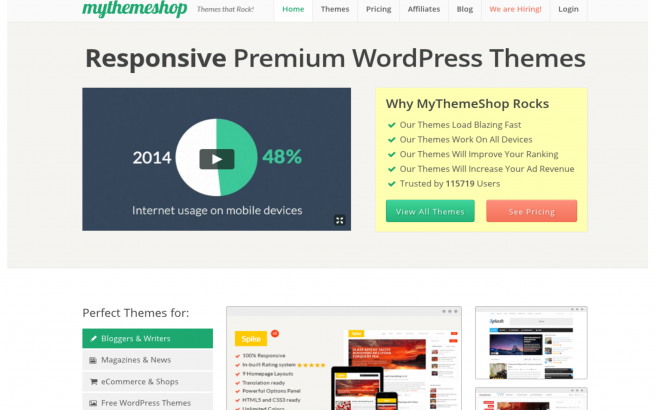 WordPress News: 5 Best WordPress Theme Clubs
