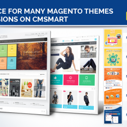 Magento news: Cmsmart Offers the Best Price for Magento Themes and Extensions