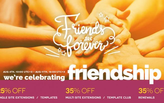 Joomla News: Celebrating Friendship Week at RSJoomla!