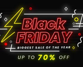 Joomla News: ⚡⚡Black Friday Sale ⚡⚡
