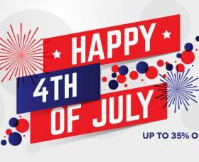 Joomla News: HAPPY 4th of July!