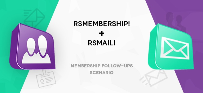 Joomla news Keep your subscribers engaged with the RSMembership! - RSMail! Integration