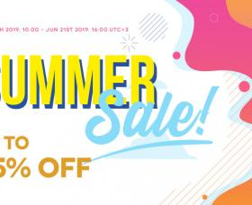 Joomla News: SUMMER SALE - up to 35% OFF