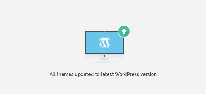 WordPress News: Update your theme for WordPress 4.6 version. Check why its worth to do it!