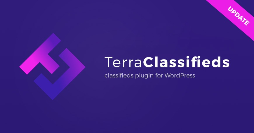 WordPress News: TerraClassifieds now available to download on wordpress.org