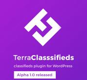 News WordPress: TerraClassifieds free classifieds plugin for WordPress