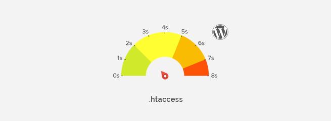 WordPress News: Htaccess optimization - speed up your Wordpress site