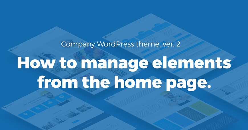 PixelEmu Wordpress News: Company WCAG and ADA WordPress theme video tutorial