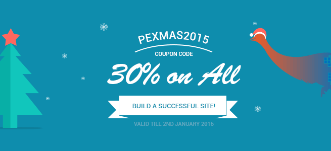 PixelEmu Wordpress News: Xmas and New Year sale from PixelEmu