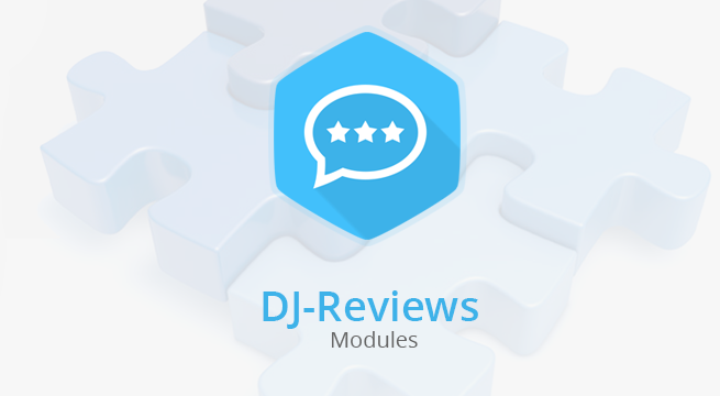 Joomla news New modules are available for DJ-Reviews!