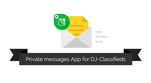 Joomla news Release of Private messages - new app for DJ-Classifieds!