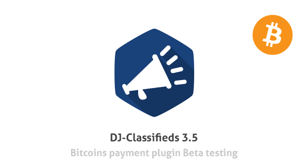 Joomla News: Bitcoins plugin for DJ-Classifieds - Beta testing