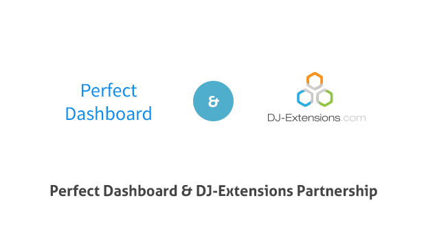 Joomla news  We teamed up with Perfect Dashboard!